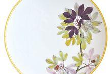çiçek tabak