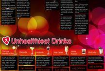 HEALTHIEST DRINKS