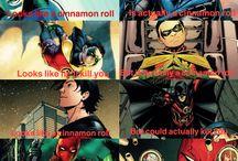 Batfamily ♥
