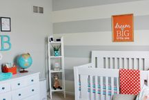 Nursery Inspiration  / by Jenna (Eat, Live, Run)
