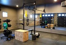 Home Gym Calisthenics / Good ideas for a nice home gym focused on calisthenics