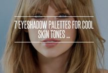 Makeup for cool skin tone