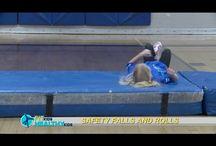FMS: Tumbling and Falling / Fundamental Movement Skills: Tumbling and Falling