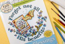 Bible journaling / book