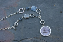 Mixed Media Equestrian Jewelry