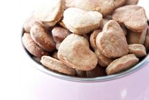 Recipes: Dog Biscuits