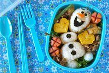 Disney box / Wie houdt er niet van de Disneyfiguurtjes? Iedereen toch! Maar het is nog fijner als ze in je lunchbox zitten!