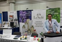 Le Soie at the 2015 International Franchise Expo in New York / LeSoie Cosmetics is happy to join International Franchise Exposition this year.