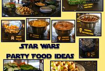 Party Themes:  Star Wars