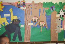 *preschool theme activities*