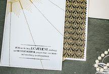 Esküvői meghívók - Wedding Invitation Cards