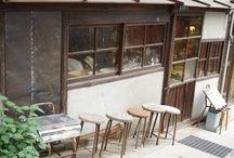 小屋カフェスペース