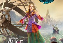 2) Alice Through the Looking Glass