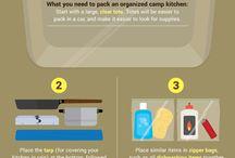 Camping / Holidays