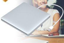 Apple CD DVD USB MacBook Pro Air Drive Pc Gadgets New