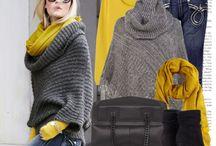 My Fashion: yellows