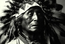 Native America / by Bennett Hall / Business Image Group