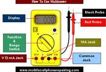 Multimetre ölçme