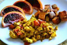 Vegetarian/Vegan Mock Egg Dishes / by Cinde Shields