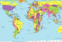 Dünya haritasının doğruluğundan emin misiniz? / Eminseniz isterseniz aşağıda 7 madde halinde verilen metni okuyup tekrar düşünün!