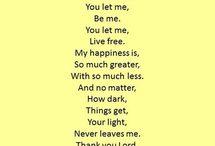 Prayers & Poems