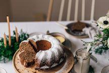 Tea Cakes // Кексы