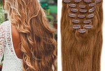Long Beautiful Hair Extensions!