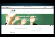 The Education Commons / Openly Shared Teaching Resources