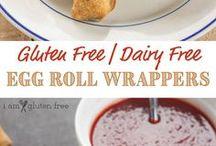 egg rolls gluten free