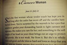 Cancer Woman / by Jennifer Book