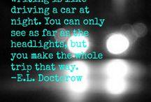 Writing Quote Stuff