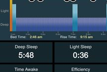 Morpheus and Hypnos evade me! / My sleep or lack thereof.  Sleep tracking apps for the iPhone.