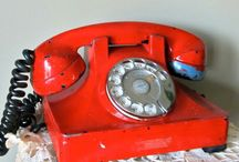 Telephones and Vintage Fun