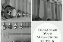 Organise: Kitchen