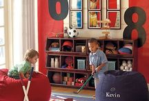 Sport Décor / by MVP Mommy