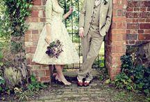 Matrimonio a tema vintage / Vintage style wedding / Idee per un matrimonio in stile vintage/ Vintage style wedding ideas