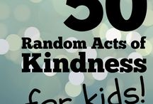 Random Acts of Kindness / Pass it on--the world could always use some extra kindness.