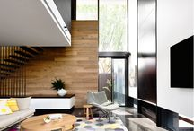*Home - Timber Feature Wall