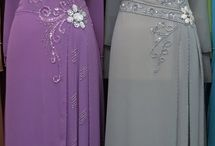 Hijab and abaya