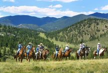 Family Colorado Dude Ranch Vacations / Experience the fun and adventure on a Colorado family dude ranch vacation this summer! It is the vacation-of-a-lifetime you and your family will be talking about for years! / by Tarryall River Ranch