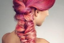 Beautiful Hair / by Jacqueline Shutes