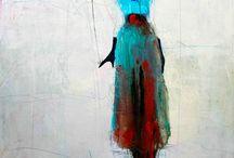 figural paintings