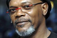 Mr Everybody, Have done it all. / Samuel L Jackson is one of my all-time favorite actors. Sadly, I can not think of one award he has won without doing serious research. I've seen him in almost every movie made on TV and in the movies (almost). He is definitely one of the hardest working actors, always having set a good example as far as being role model material. / by Robert Hardy