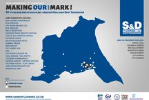 Making our S&D 2015 Mark / Current and Completed Jobs from around the UK