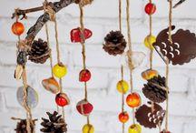 fall/acorns