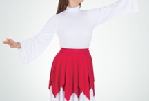 Praise Dance Blouses / by My Praise DanceWear