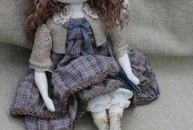 poupées oursons