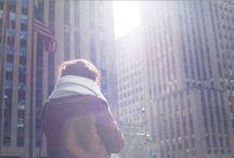 N E W  Y O R K / My adventure to New York