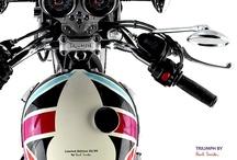 Triumph Motorcycles / Triumph motorcycles / by Christina Ferguson