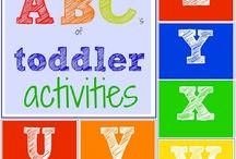 Activities - Toddler